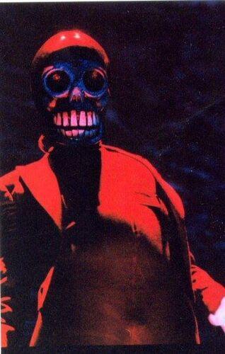 Mr. Skull, 1999