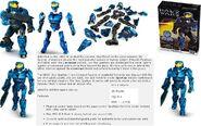 Blue UNSC Spartan II
