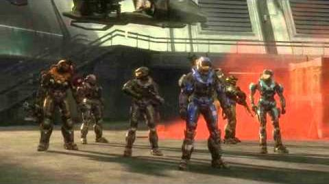 Halo Reach Tribute Invaders Must Die!
