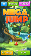 MegaJump MenuScreen