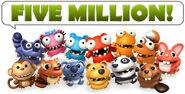 MegaJump-Five-Million