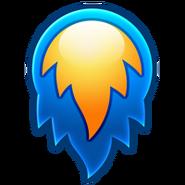 MegaJump2 Fireball