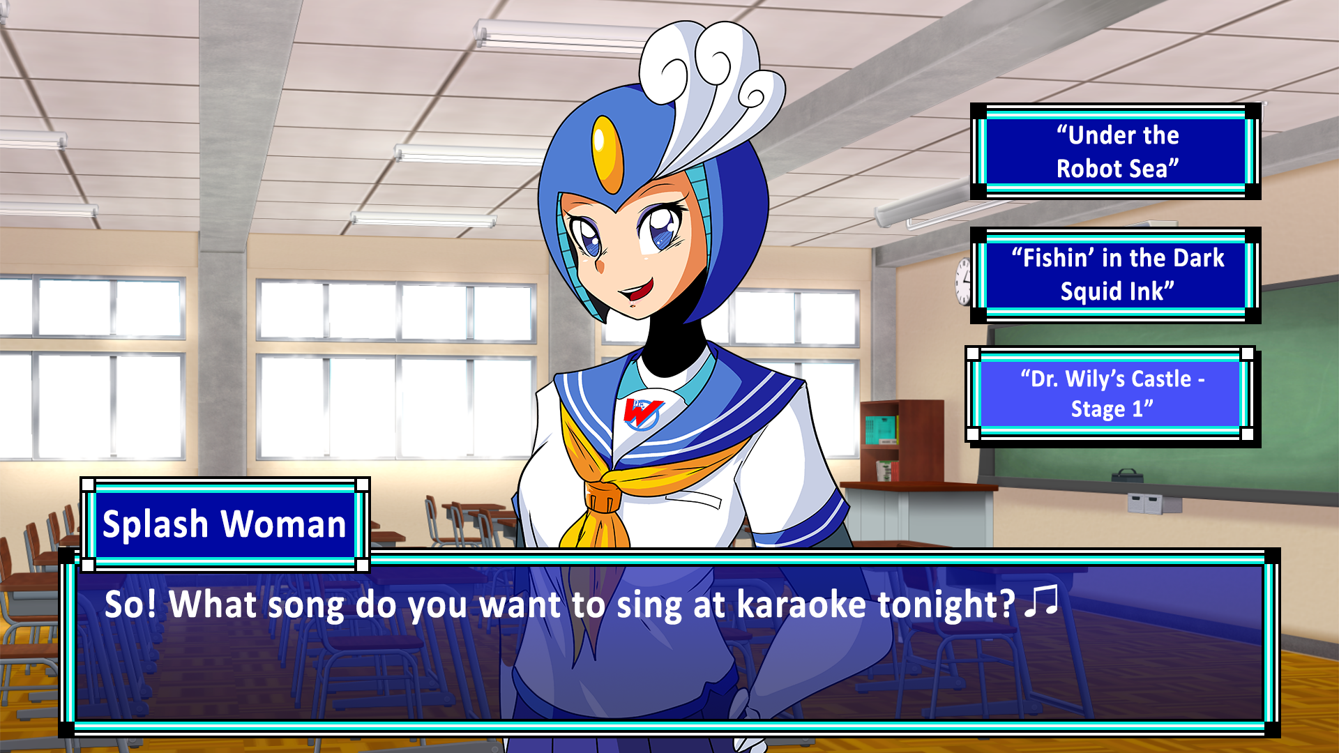 Mega Man Date My Robot Master - Splash.png