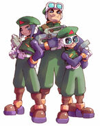 MMZ Resistance Soldiers