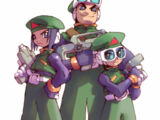 Resistance (Mega Man Zero series)