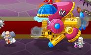 ShiroDora Wily Machine 2 defeated