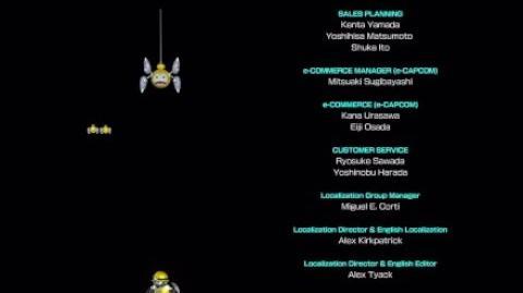 Mega Man 11 Ending Cutscene & Credits