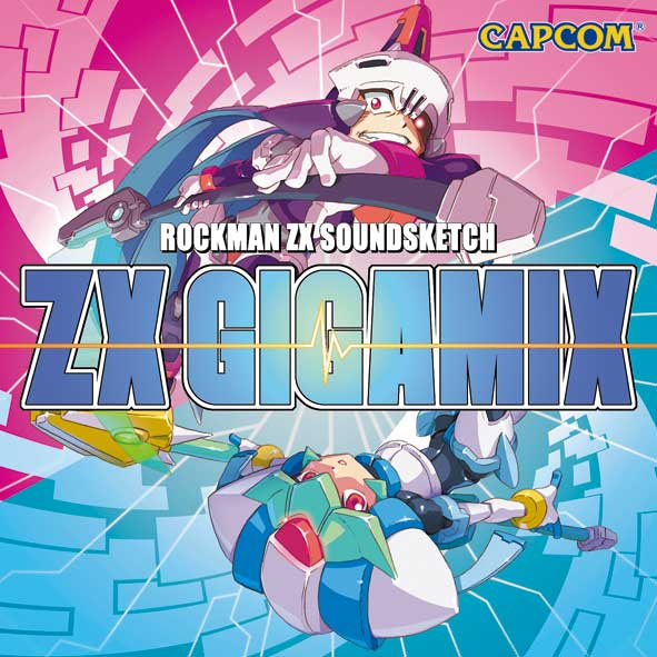 Rockman ZX Soundsketch - ZX GIGAMIX