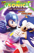 Sonic The Hedgehog -274 (variant)