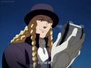 Hyde in anime