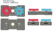 MM11 Double Gear concept
