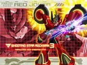StarForce 3 Red Joker Wallpaper