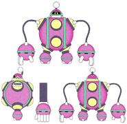 MM11 Bounce Man concept