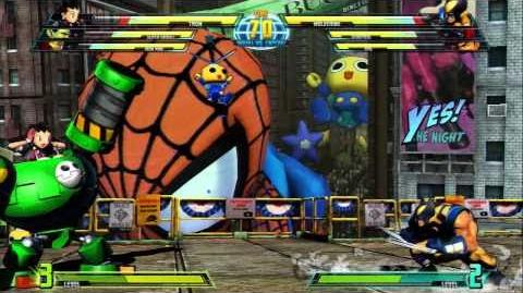 Marvel Vs. Capcom 3 Tron Bonne