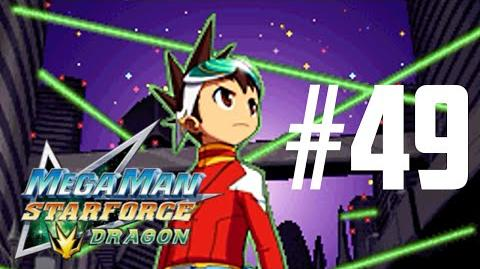Mega Man Star Force Dragon Part 49 - Finale HD