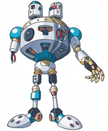MM8 two-headed robot template