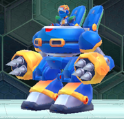 Rockman X DiVE Ride Armor Rabbit