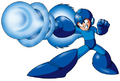 MM7 Mega Man (Charge Shot)