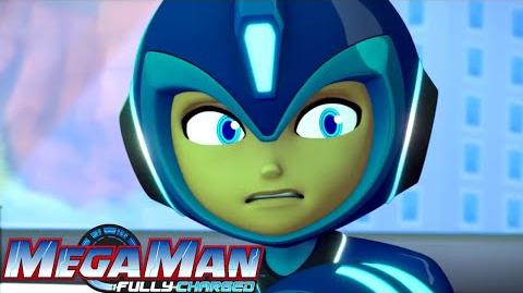 Mega Man Fully Charged Episode 11 Unfriendly Competition NEW Episode Trailer