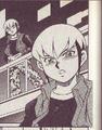 Chaud in NT Warrior manga