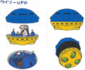 MM11 Wily UFO concept