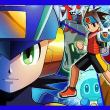 Manga Mega Man NT Warrior VOL.1-13 Comics Complete Set Japan Comic F//S