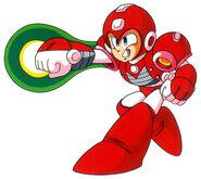 MM6 Power Mega Man