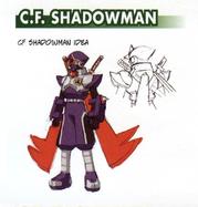 C.F. ShadowMan - Dusk concept art.