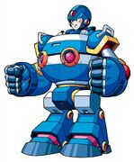 MMX3 Ride Armor Chimera