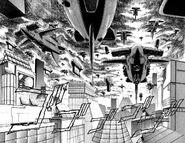Repliforce Air Wing manga
