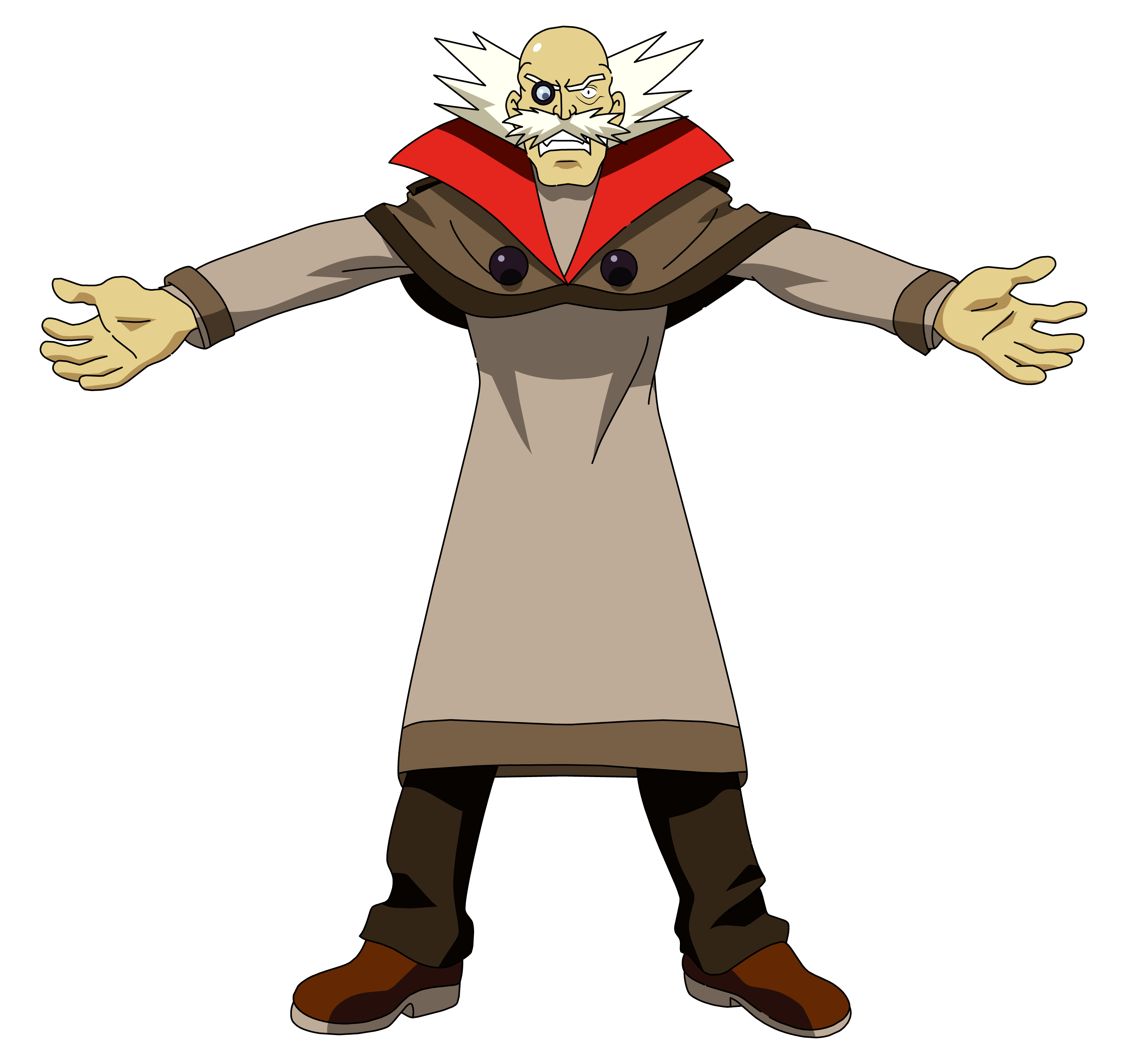 Mr. Wily