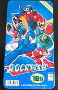 Mitsubishi Colored Pencil (12C) Rockman 8 B