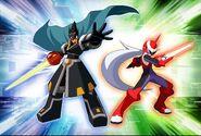 Rockman EXE 5 - Twin Leader
