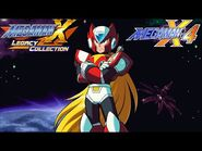 MEGA MAN X LEGACY COLLECTION X4 FULL GAME -ZERO- (HD 60FPS PC LONGPLAY) - NO COMMENTARY GAMEPLAY