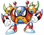 MMX2 Bubble Crab B