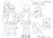 Yai Ayanokoji - Sketch