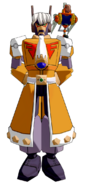 XCM ChiefR FigureModel
