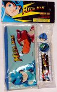 Mega Man Study Kit