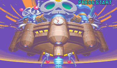 Wily Fortress (Mega Man: The Power Battle)