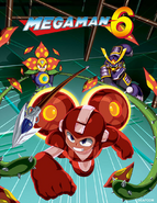 MMLC Mega Man 6