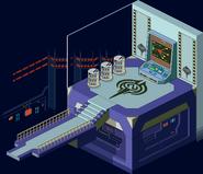 Nebula Base - Regal's Lab
