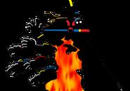 XCM Incentas Silhouette