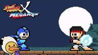 Street Fighter X Mega Man V2 - Selrahc (4K HD, Full Playthrough, No Commentary)