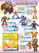 Nintendo Robot Masters Page 3