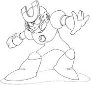 MM3 Magnet Man concept 2