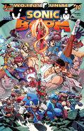 Sonic Boom -10 (variant)