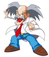 MM10 Doctor Wily