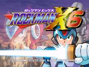 RockmanX6
