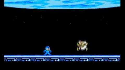 Mega Man 10 - Ending