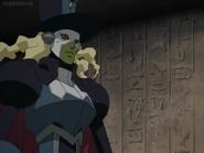 Phantom Black in anime